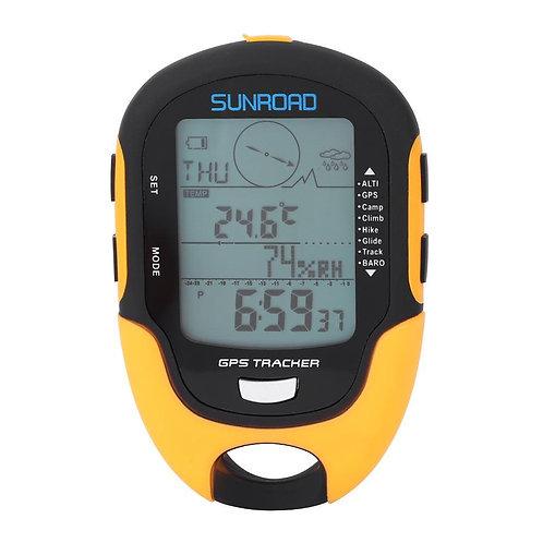 SUNROAD FR510 Handheld GPS Navigation Tracker Altimeter Barometer Compass