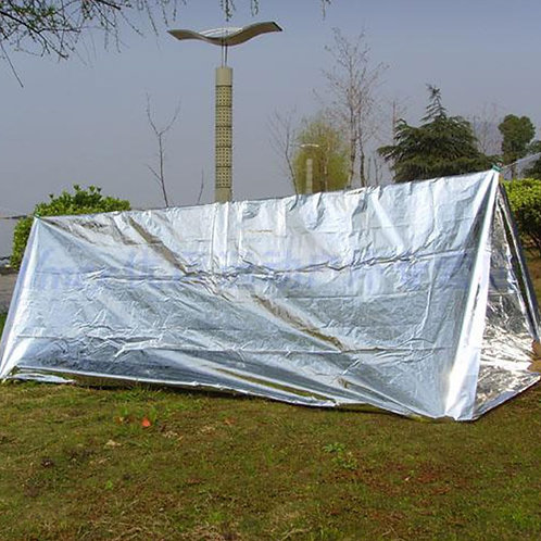 Waterproof Disposable Outdoor Survival EMERGENCY Shelter 210*130CM First Aid