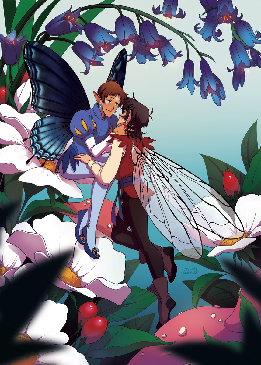 Klance Flower Fairies