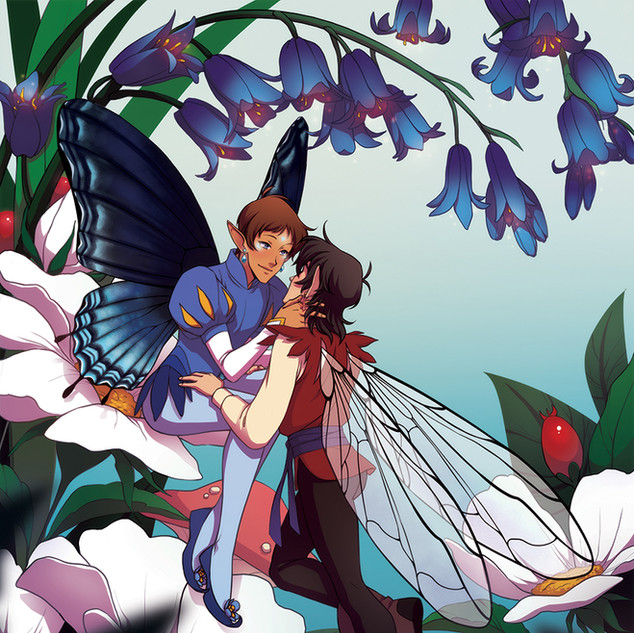 Klance Flower Fairies