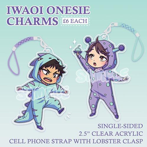 Charms ☆ IwaOi Onesies