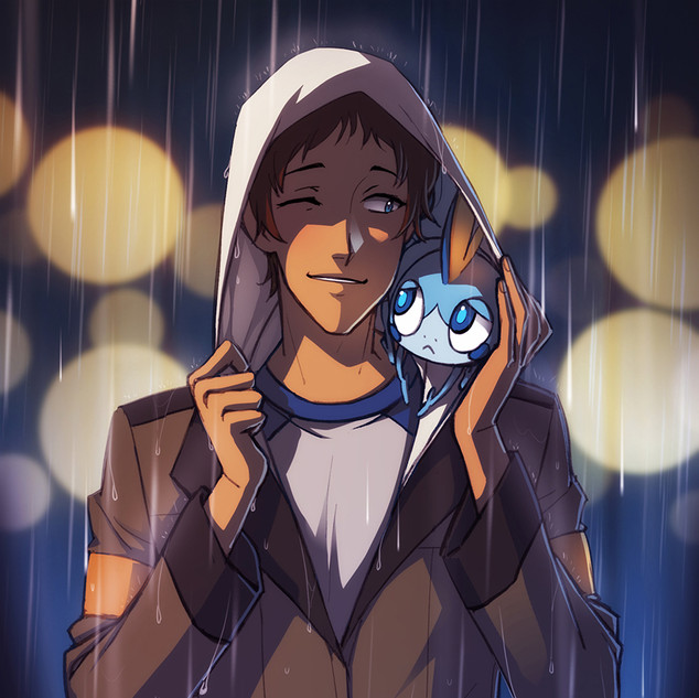 Lance and Sobble