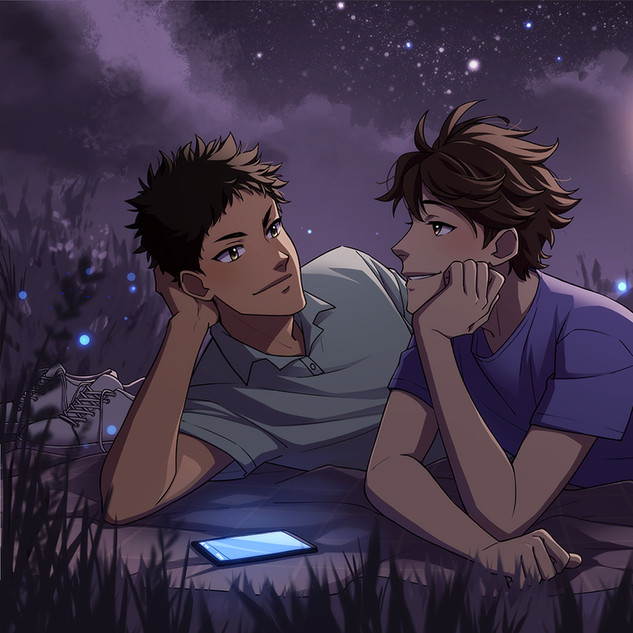 Iwaoi Starry Picnic