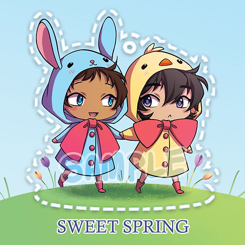 Charm ☆ Sweet Spring