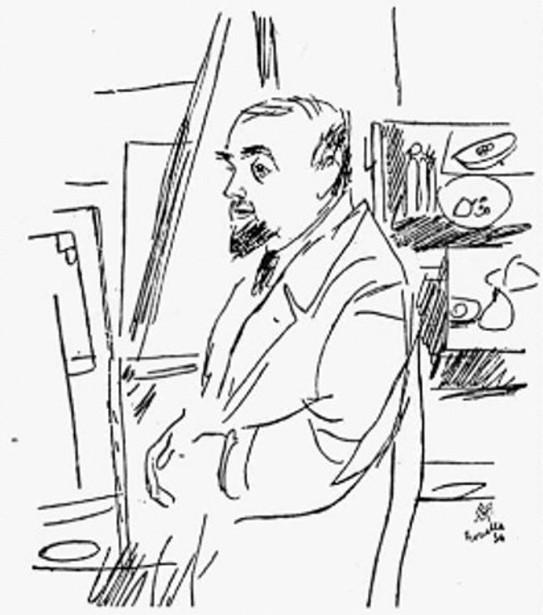 Mario Vellani Marchi - Arturo Tosi - 1936