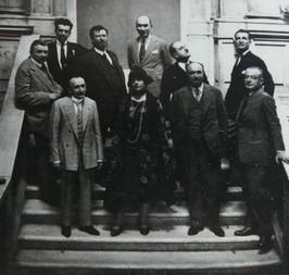 1928 - Tosi alla XVI Biennale di Venezia