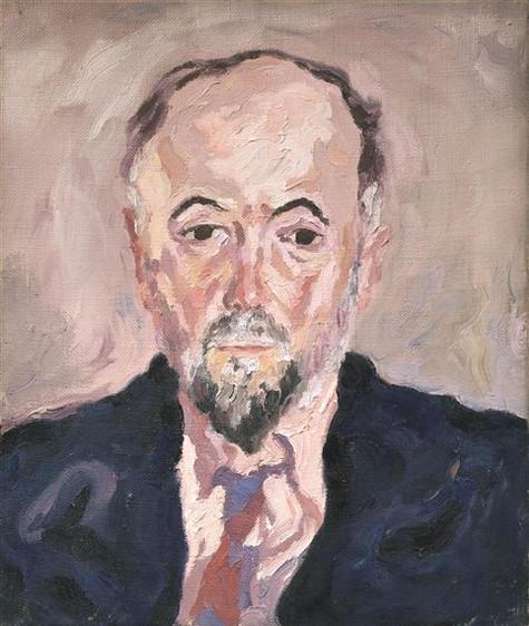 Carlo Levi - Ritratto di Artuto Tosi - 1937