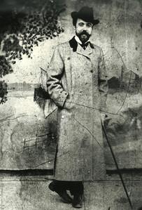 1901 - Il pittore trentenne a Milano