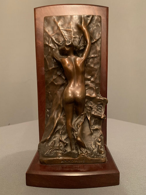 Bronze de Raymond Sudre (1870-1962)