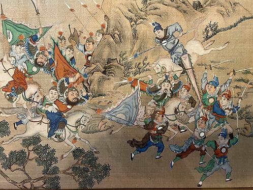 Peinture - Chine vers 1830/40