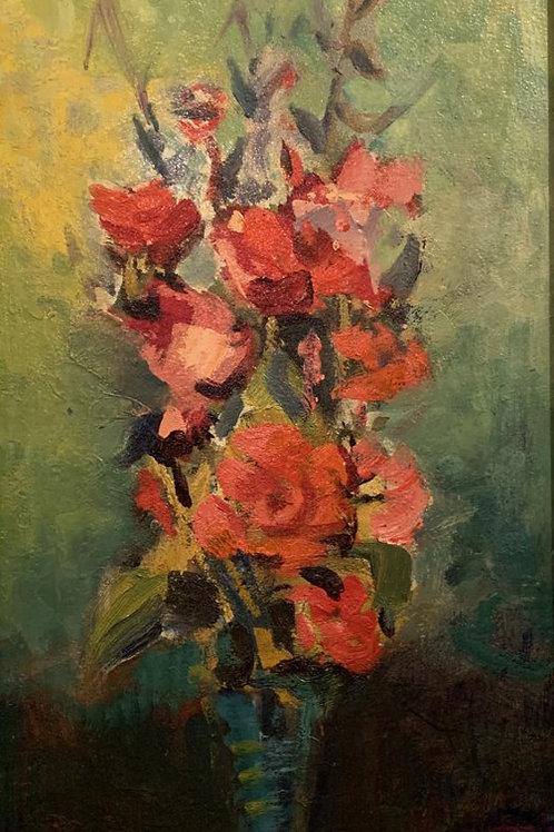 """""""Les Roses Rouges""""- Nicolas Sokoloff ( 1899-1985 )"""