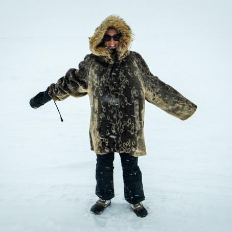 Snow Shoe Hiking in Norway