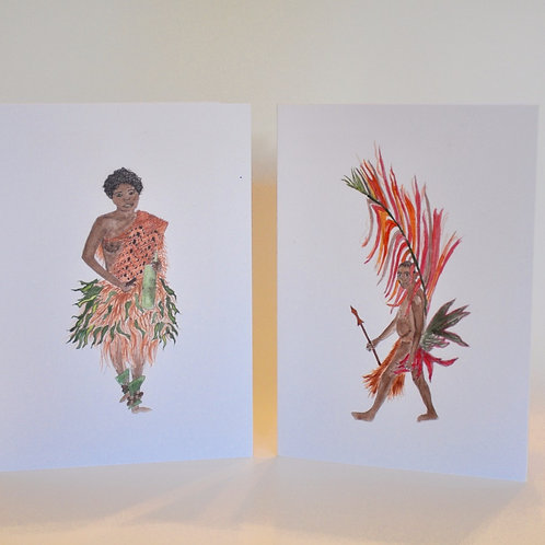 Tribal Voices Stationary Set
