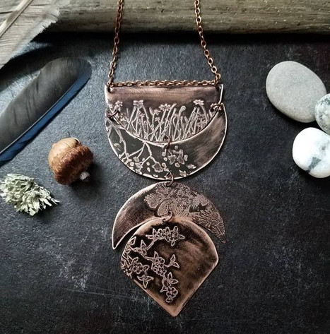 The Four Seasons Necklace