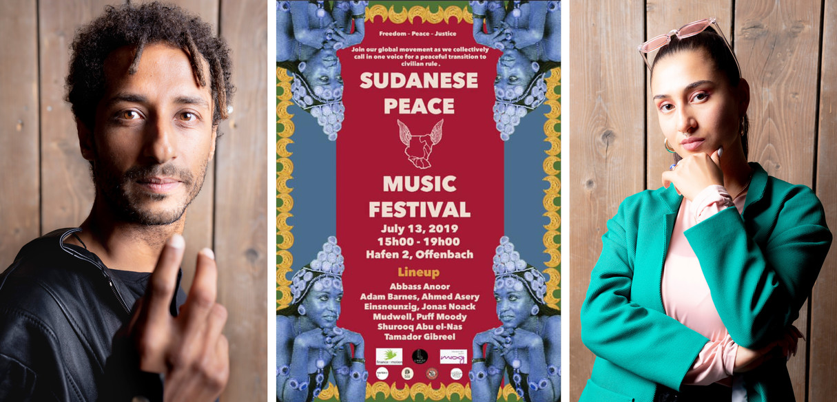 Press Material for Sudanese Peace and Music Festival