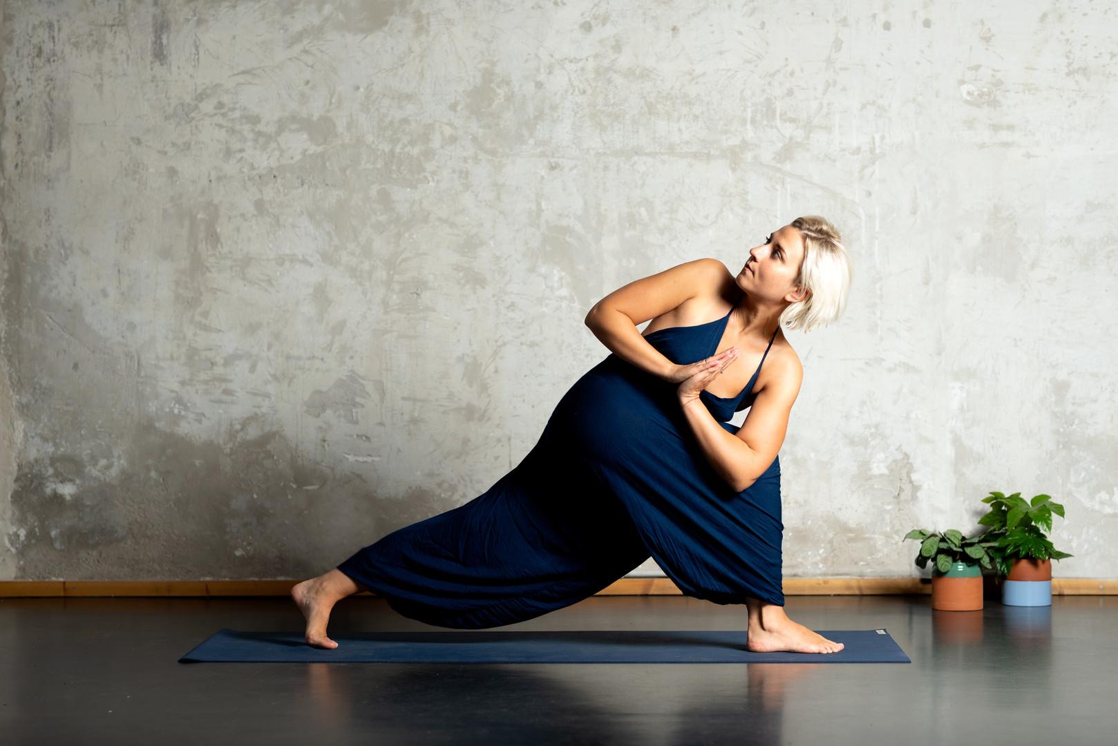 Yoga mit Melina
