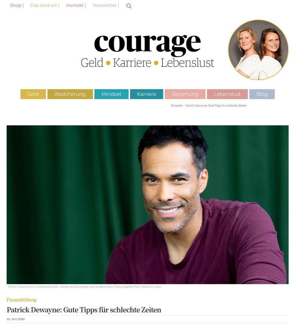 instagram@courage_magazin