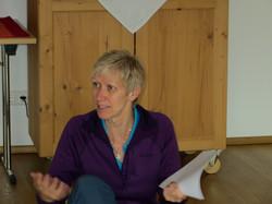Charlotte teaching