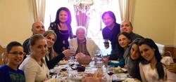 Pastor D & the Mirabelli Families