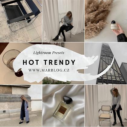 Marblog 16 Lightroom presets - HOT Trendy