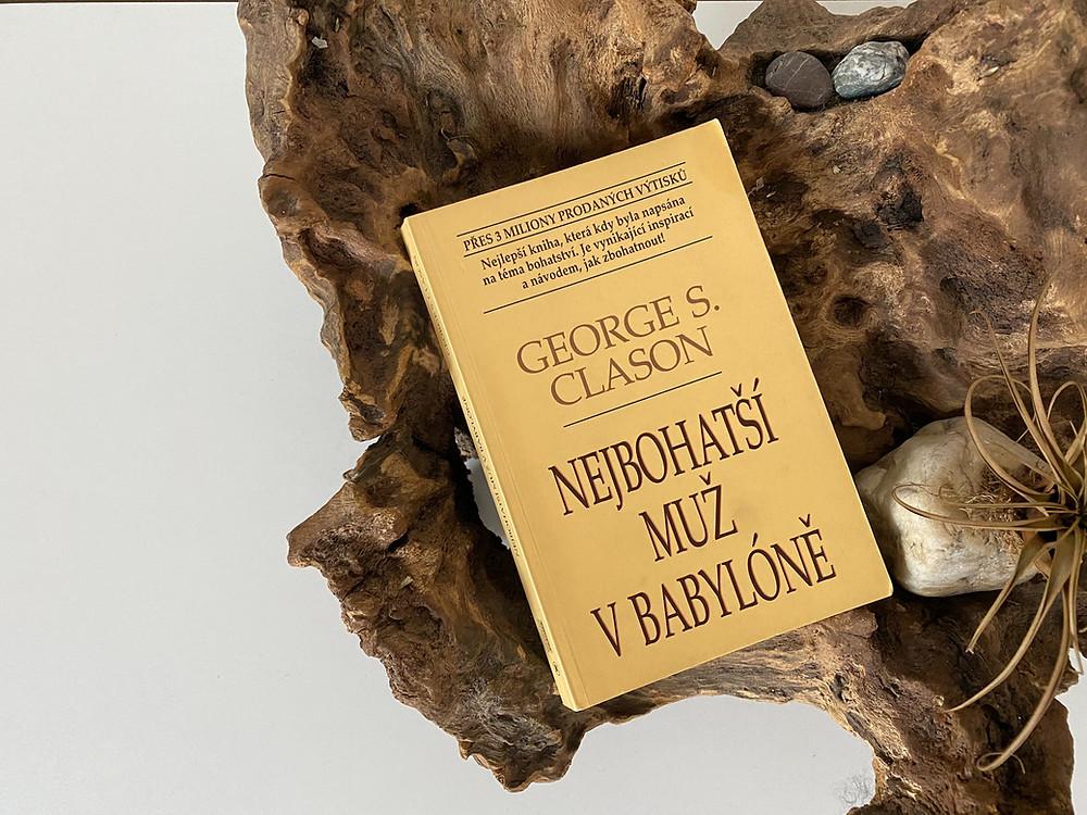 Kniha - Nejbohatší muž v Babylóně