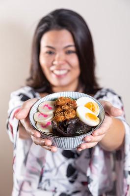 Mayumi Morita - Cozinheira