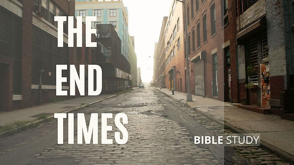 Looking to learn more about the end times? Join us for a four week study Tuesday evenings, starting  September 21 7pm.