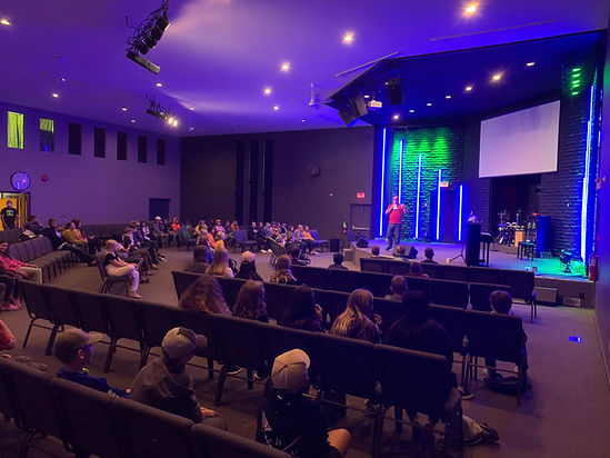 1Live Youth is meeting Wednesdays via Zoom.  If you would like to check us out contact Pastor Chris at 1life@wolchurch.ca for our next youth night link.