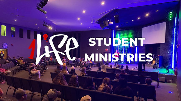 1Life Youth will kick off Sept 8th (Jr) and Sept 12th (Sr)!  If you would like to check us out contact Pastor Chris at 1life@wolchurch.ca