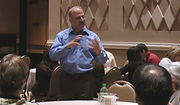 Dr. Dennis Rosen provides keynotes and training on customer service excellence.