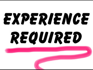 Experience Required for Great Customer Service