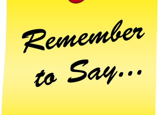 Don't Let These Simple Words Disappear from Your Customer Interaction