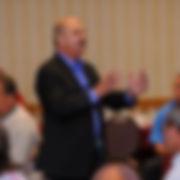 Dr. Dennis Rosen provides keynotes and training on sales skills improvement.