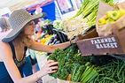 San Leandro Farmer's Market.