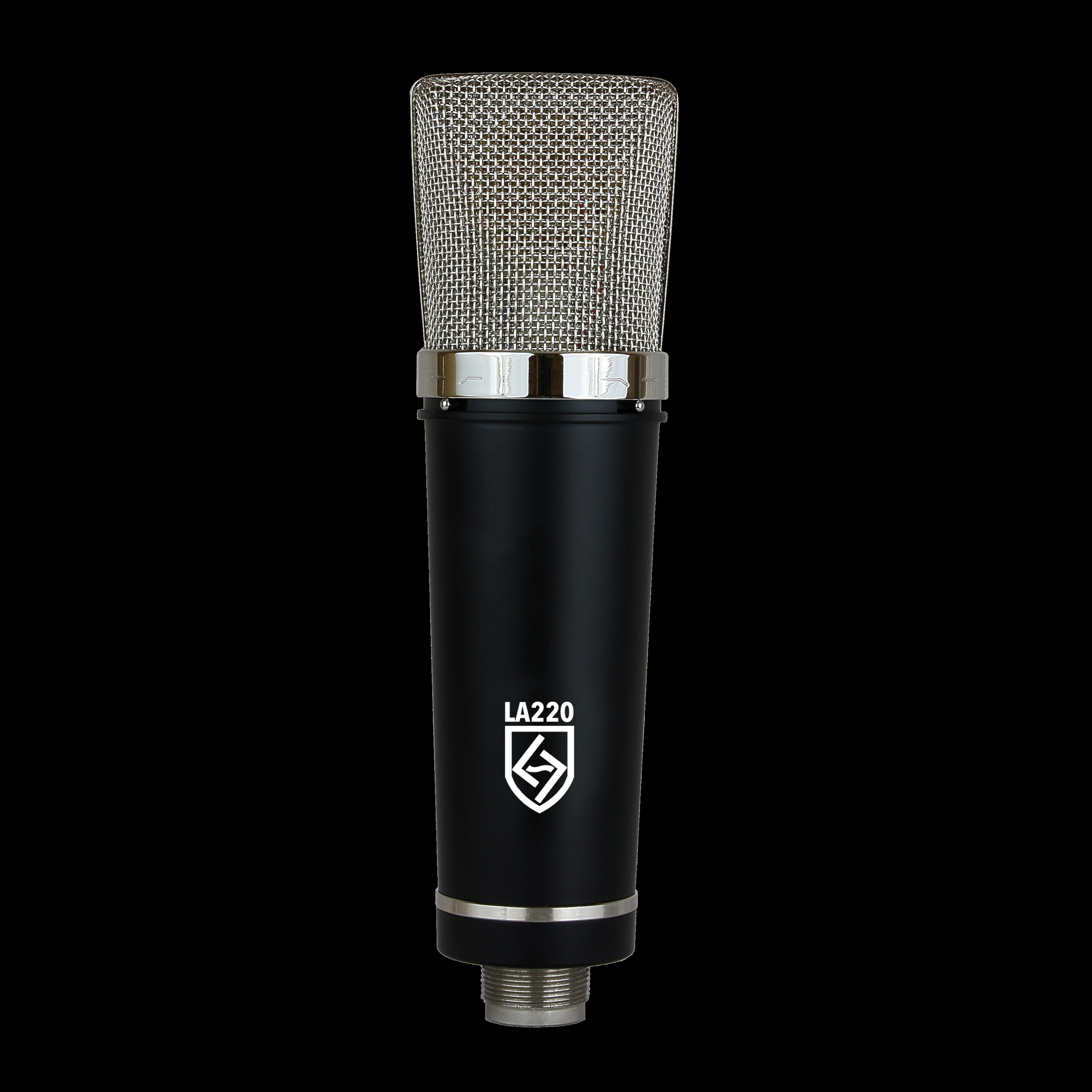 Professional Microphones Lauten Audio Condenser Microphone Ribbon Diagram Msrp 49900 The Series Black La 220 Large Diaphragm Fet Studio By Is A