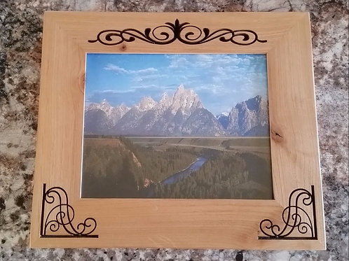 Decorative Picture Frame 9 x 11