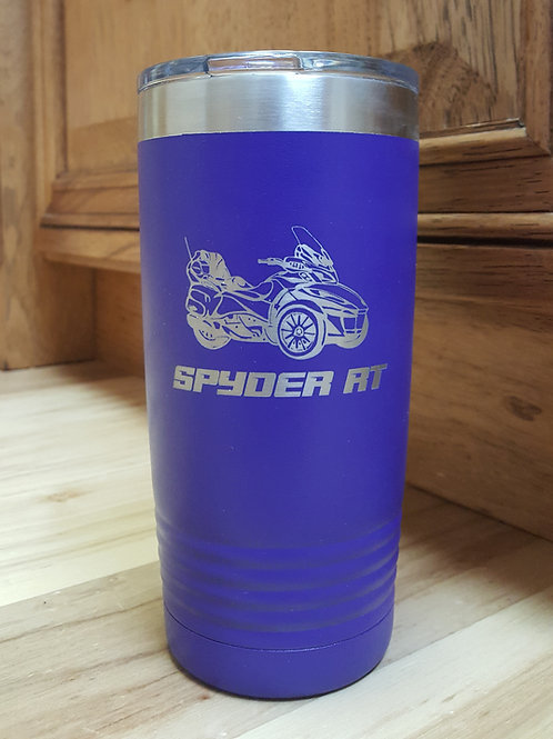 Can Am Spyder 20 oz. insulated tumbler
