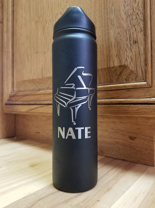 Customized 27 ounce Insulated Water Bottle