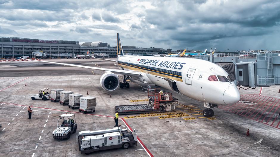 SINGAPORE AIRLINES FLIGHT 982/983