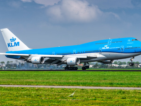 KLM's FINAL B747 REVENUE FLIGHT