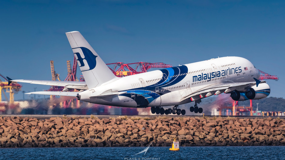 MALAYSIA AIRLINES TO RETIRE A380
