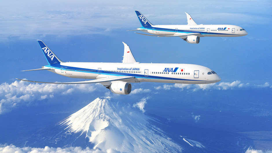 ANA Commits to Adding up to 20 Boeing 787 Dreamliner