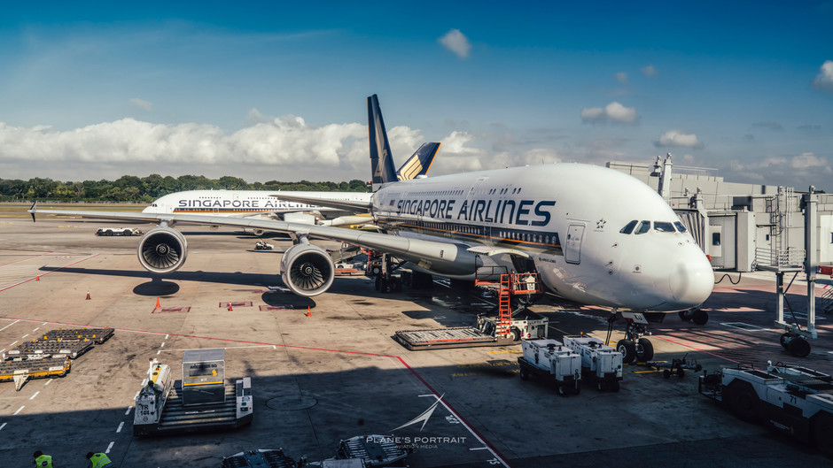 RESTAURANT A380@CHANGI BY SINGAPORE AIRLINES