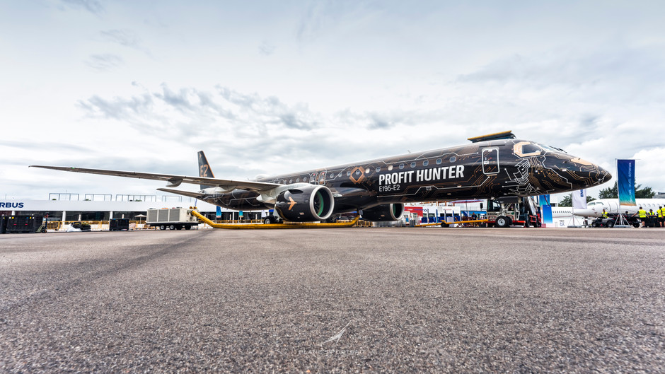 Embraer's New Star shines at the Singapore Airshow 2020