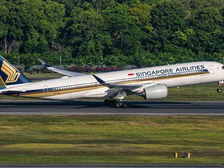 SINGAPORE AIRLINES TO REDUCE FLIGHTS by 50%