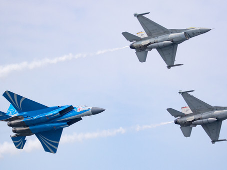 Aerial Display Teams coming to The Singapore Airshow 2020