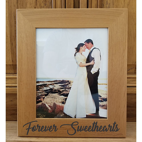 Forever Sweethearts Picture Frame 8 x 10