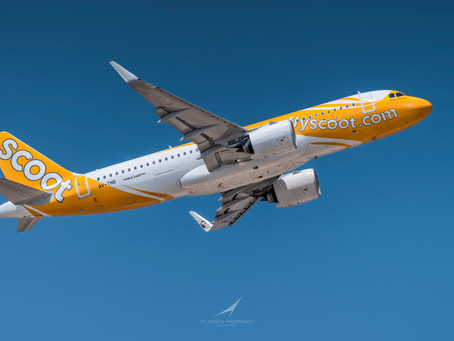 SCOOT TEMPORARILY SUSPENDS FLIGHT