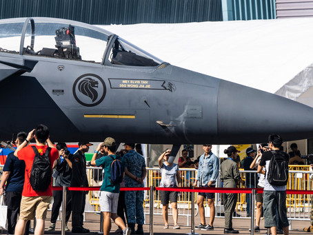 SINGAPORE AIRSHOW 2020: STATIC DISPLAYS