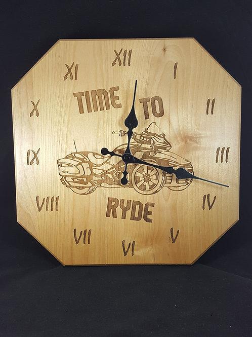 "12"" Can Am Clocks"